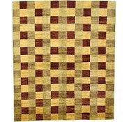 Link to 8' 3 x 9' 7 Checkered Modern Ziegler Oriental Rug