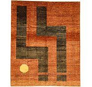 Link to 7' 11 x 9' 8 Abstract Modern Ziegler Oriental Rug