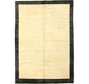 Link to 6' 10 x 9' 8 Two-Tone Modern Ziegler Oriental Rug