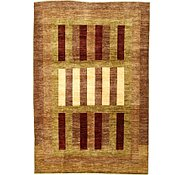 Link to 6' 7 x 9' 8 Striped Modern Ziegler Oriental Rug