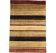 Link to 6' 8 x 9' 4 Striped Modern Ziegler Oriental Rug