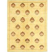 Link to 6' 8 x 8' 6 Floral Modern Ziegler Oriental Rug