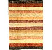 Link to 5' 7 x 8' Striped Modern Ziegler Oriental Rug