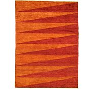 Link to 6' 10 x 9' 4 Striped Modern Ziegler Oriental Rug