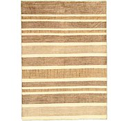 Link to 5' 9 x 7' 11 Striped Modern Ziegler Oriental Rug