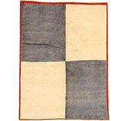 Link to 4' 9 x 6' 3 Checkered Modern Ziegler Oriental Rug