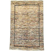 Link to 4' 9 x 6' 9 Abstract Modern Ziegler Oriental Rug