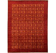 Link to 10' x 13' Checkered Modern Ziegler Oriental Rug