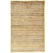 Link to 3' 10 x 5' 10 Striped Modern Ziegler Oriental Rug