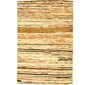 Link to 3' 11 x 5' 10 Abstract Modern Ziegler Oriental Rug