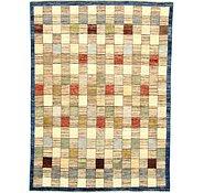 Link to 5' 2 x 6' 10 Checkered Modern Ziegler Oriental Rug