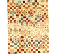 Link to 6' x 7' 8 Checkered Modern Ziegler Oriental Rug