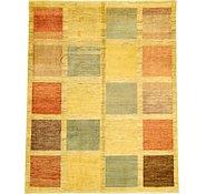 Link to 7' 9 x 9' 8 Checkered Modern Ziegler Oriental Rug