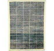 Link to 5' 2 x 6' 11 Checkered Modern Ziegler Oriental Rug