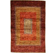 Link to 3' 10 x 5' 9 Abstract Modern Ziegler Oriental Rug