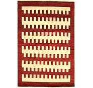 Link to 5' 5 x 8' 1 Abstract Modern Ziegler Oriental Rug
