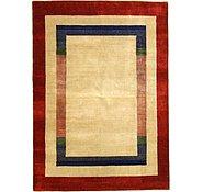 Link to 5' 9 x 8' Kashkuli Gabbeh Persian Rug
