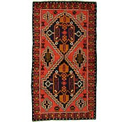 Link to 3' 6 x 6' 6 Balouch Rug