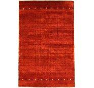 Link to 3' 11 x 6' 1 Kashkuli Gabbeh Persian Rug