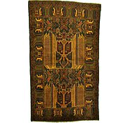 Link to 3' 11 x 6' 7 Balouch Persian Rug