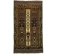 Link to 3' 3 x 5' 10 Balouch Persian Rug