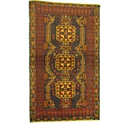 Link to 3' 9 x 6' 4 Balouch Persian Rug