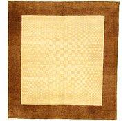 Link to 6' x 6' 6 Kashkuli Gabbeh Persian Square Rug