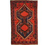 Link to 3' 8 x 5' 11 Balouch Persian Rug