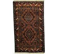 Link to 4' x 7' Balouch Persian Rug