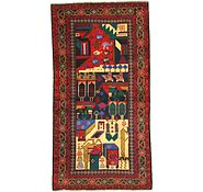 Link to 3' 6 x 6' 8 Balouch Persian Rug