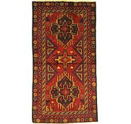 Link to 3' 5 x 6' 3 Balouch Persian Rug