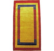 Link to 2' 10 x 5' 4 Kashkuli Gabbeh Persian Rug