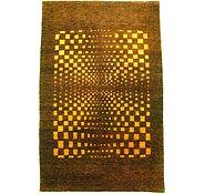 Link to 3' 2 x 5' Kashkuli Gabbeh Persian Rug