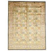 Link to 7' 11 x 10' 4 Kashmir Oriental Rug