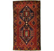 Link to 3' 8 x 6' 8 Balouch Persian Rug