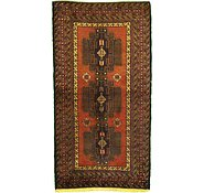 Link to 3' 7 x 6' 11 Balouch Persian Rug