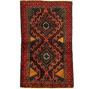 Link to 3' 9 x 6' 1 Balouch Persian Rug