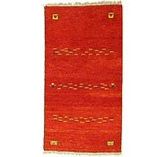 Link to 2' 11 x 5' 6 Indo Gabbeh Rug