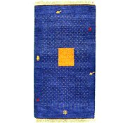 Link to 2' 11 x 5' 5 Indo Gabbeh Rug
