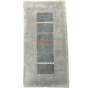 Link to 2' 4 x 4' 7 Indo Tibet Rug