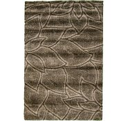 Link to 6' 6 x 9' 10 Textured Shag Rug