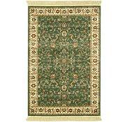 Link to 4' x 6' Kashan Design Rug