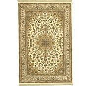 Link to 6' 7 x 10' Mashad Design Rug