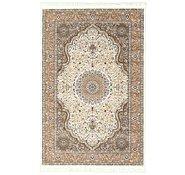 Link to 6' 3 x 9' 8 Tabriz Design Rug