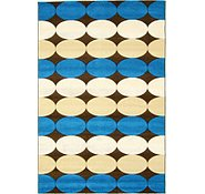 Link to 6' 7 x 10' Reproduction Gabbeh Rug