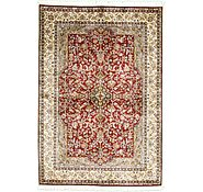 Link to 4' 2 x 6' 1 Kashmir Oriental Rug
