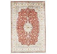 Link to 5' 6 x 8' 3 Kashmir Oriental Rug