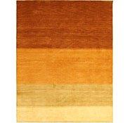 Link to 6' 6 x 8' 2 Loribaft Gabbeh Oriental Rug