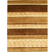 Link to 5' 1 x 6' 6 Loribaft Gabbeh Oriental Rug