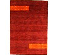 Link to 4' 1 x 5' 10 Loribaft Gabbeh Oriental Rug